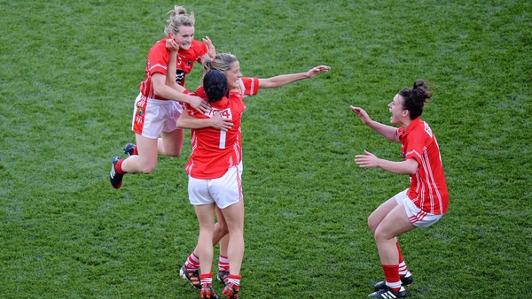 Juliet Murphy retired after winning an eighth All-Ireland with the Cork footballers in 2013