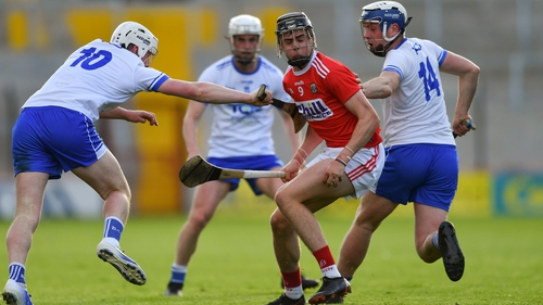 Darragh Fitzgibbon in action against Waterford in 2019