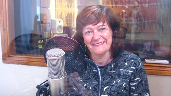 Maeve O'Sullivan features in this week's episode of The Poetry Programme