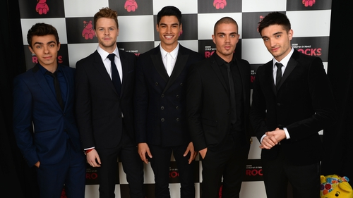 The Wanted are set to release new music later this year