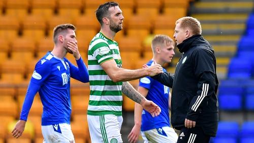Neil Lennon is focused on an quadruple treble with Celtic
