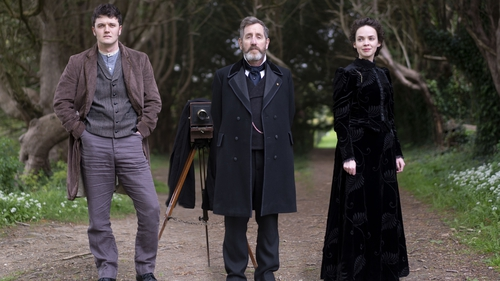 Dead Still stars Kerr Logan, Michael Smiley and Eileen O'Higgins