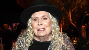 Joni Mitchell said her 'Irish blood' is helping her recover from a number of health issues