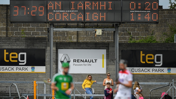 Cork set a new championship record with 40 points against Westmeath last year