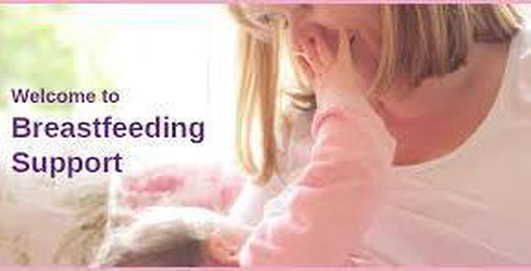 Breastfeeding rates in Ireland