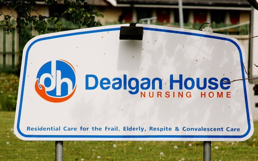 Death in nursing home