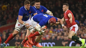 France lock Bernard Le Roux can add to his 42 caps on Saturday
