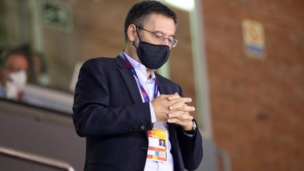 Josep Maria Bartomeu became Barcelona president in 2014