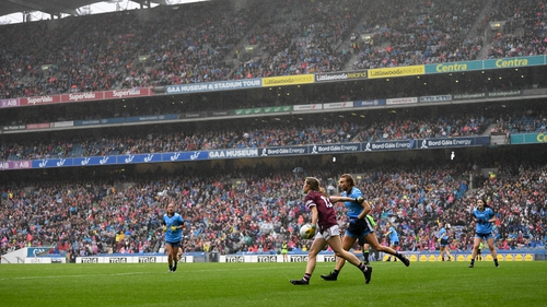 93% of female inter-county Gaelic games players receive no travel expenses at all