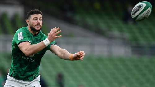 Ireland kick-off against France at 8.05pm on Saturday