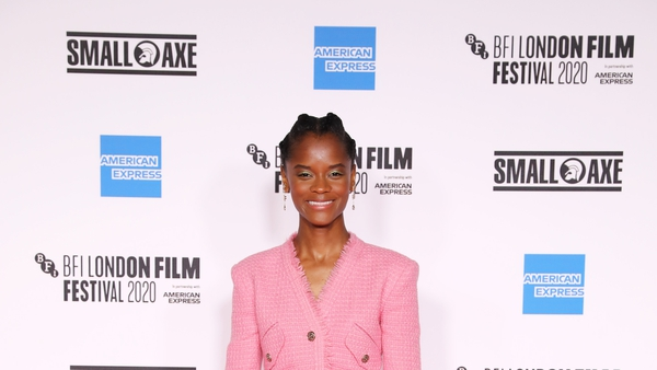 "Letitia Wright: ""I don't think we have to fight for it."""