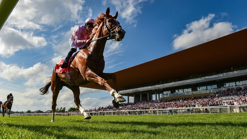 Sovereign will be Aidan O'Brien's first ever runner in Bahrain