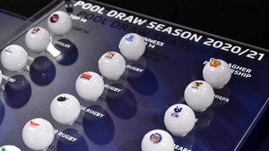The draw was made in Switzerland on Tuesday afternoon