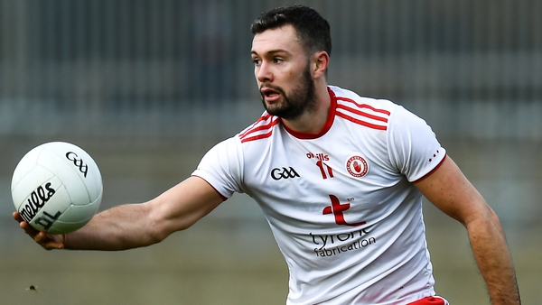 McKenna has added unpredictability to Tyrone's attacking options