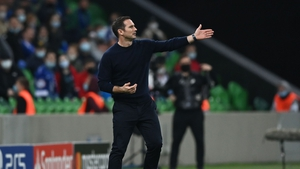 Frank Lampard indicated the role of penalty taker at Chelsea is up for discussion