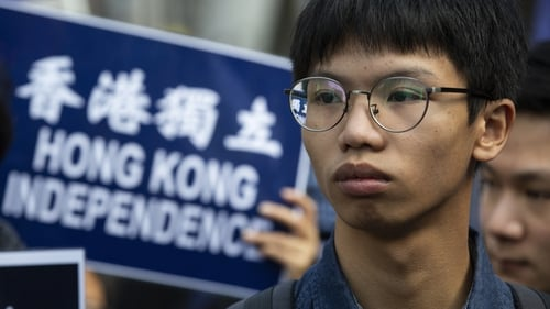 Hong Kong activist Tony Chung is the first public political figure to be prosecuted under the national security law imposed by Beijing