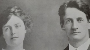 Terence McSwiney and his wife, Muriel