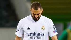 Karim Benzema was caught on camera telling Ferland Mendy not to pass the ball to Vinicius