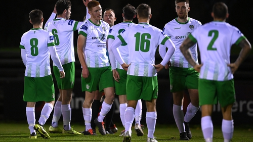 Cabinteely drop out of the First Division play-offs