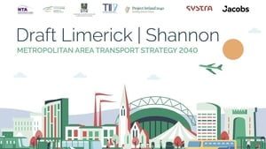 The strategy drawn up by the National Transport Authority in collaboration with local councils in Limerick and Clare was published in September