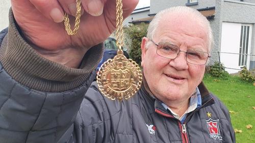 John Murphy and his Dundalk team-mates created Irish football history in 1963