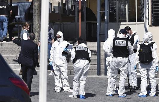 Terror attack in Nice