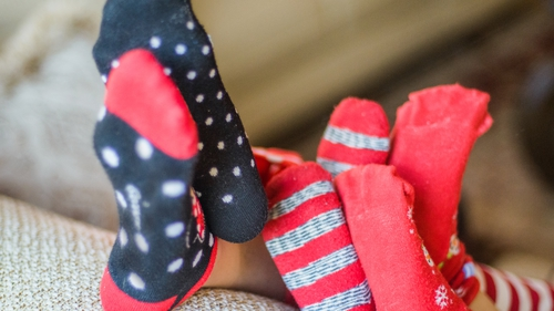 Socks are not considered 'essential' items under Level 5 restrictions on retail