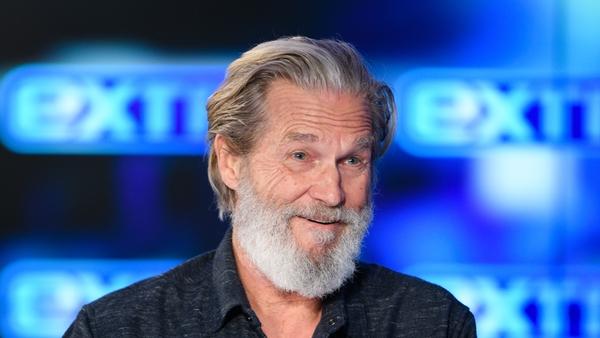Jeff Bridges has previously said that his prognosis is good