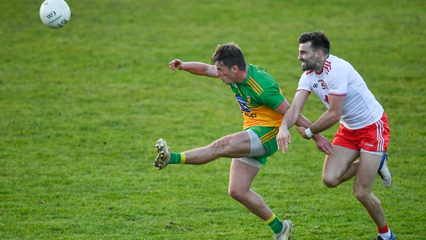 Donegal and Tyrone renew acquaintances on Sunday