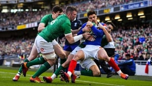 Ireland and France are scheduled to do battle at the Aviva Stadium on 14 February