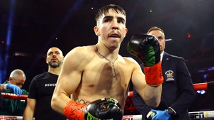 Michael Conlan is undefeated in 14 professional fights and was last in action against Sofiane Takoucht in August