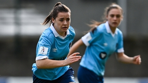 Emily Whelan has been in good form for Shelbourne