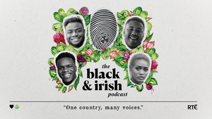 Listen to The Black and Irish Podcast wherever you get your podcasts.