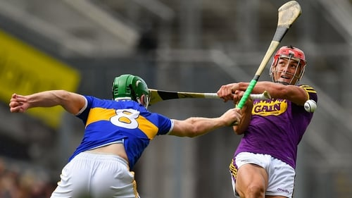 Wexford play their first championship game since last year's All-Ireland semi-final 16 months ago