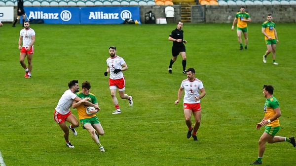 Donegal and Tyrone clash in the game of the weekend