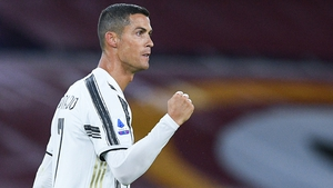 Cristiano Ronaldo first tested positive for Covid-19 on 13 October