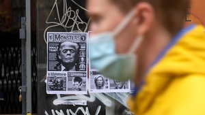 The grim milestone came as US President Donald Trump accused doctors of profiting from the pandemic