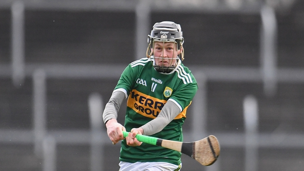 Shane Conway carried much of the scoring load as Kerry eased past Westmeath in Mullingar