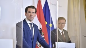Austrian Chancellor Sebastian Kurz said the restrictions would be in place from midnight on Tuesday until the end of November