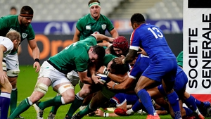 France play Ireland on Valentine's Day in Dublin