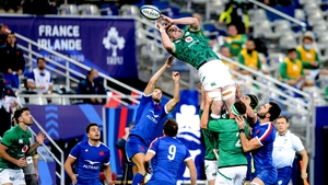 Ireland finished last season in third place