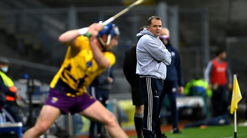The Wexford boss was left scratching his head as the side fell way below expectations in their championship opener