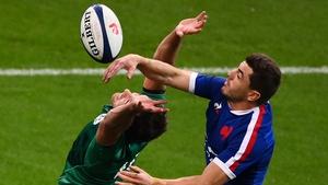 Ireland were denied an early penalty try