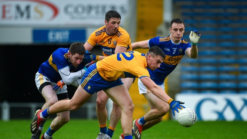Tipperary beat Clare to progress to the Munster semi-final