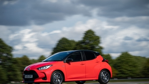 Toyota's new Yaris has an impressive safety package for a small car.