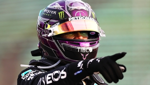 Lewis Hamilton won his 93th Formula One race to close in on a seventh world title