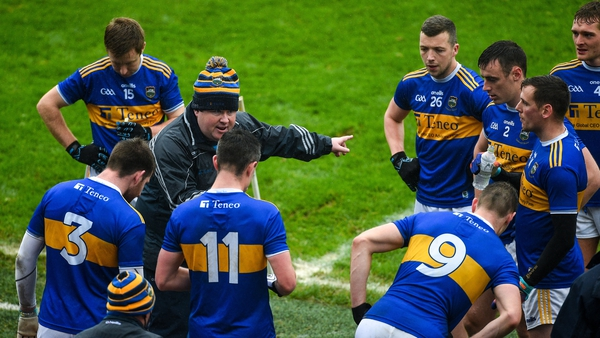 Power's team have Limerick in the semi-final