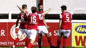 Robbie Benson scored against his former side