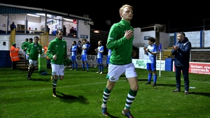 Shamrock Rovers are preparing to celebrate on Wednesday evening
