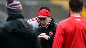 Mickey Harte stepped down after 18-years in charge of Tyrone